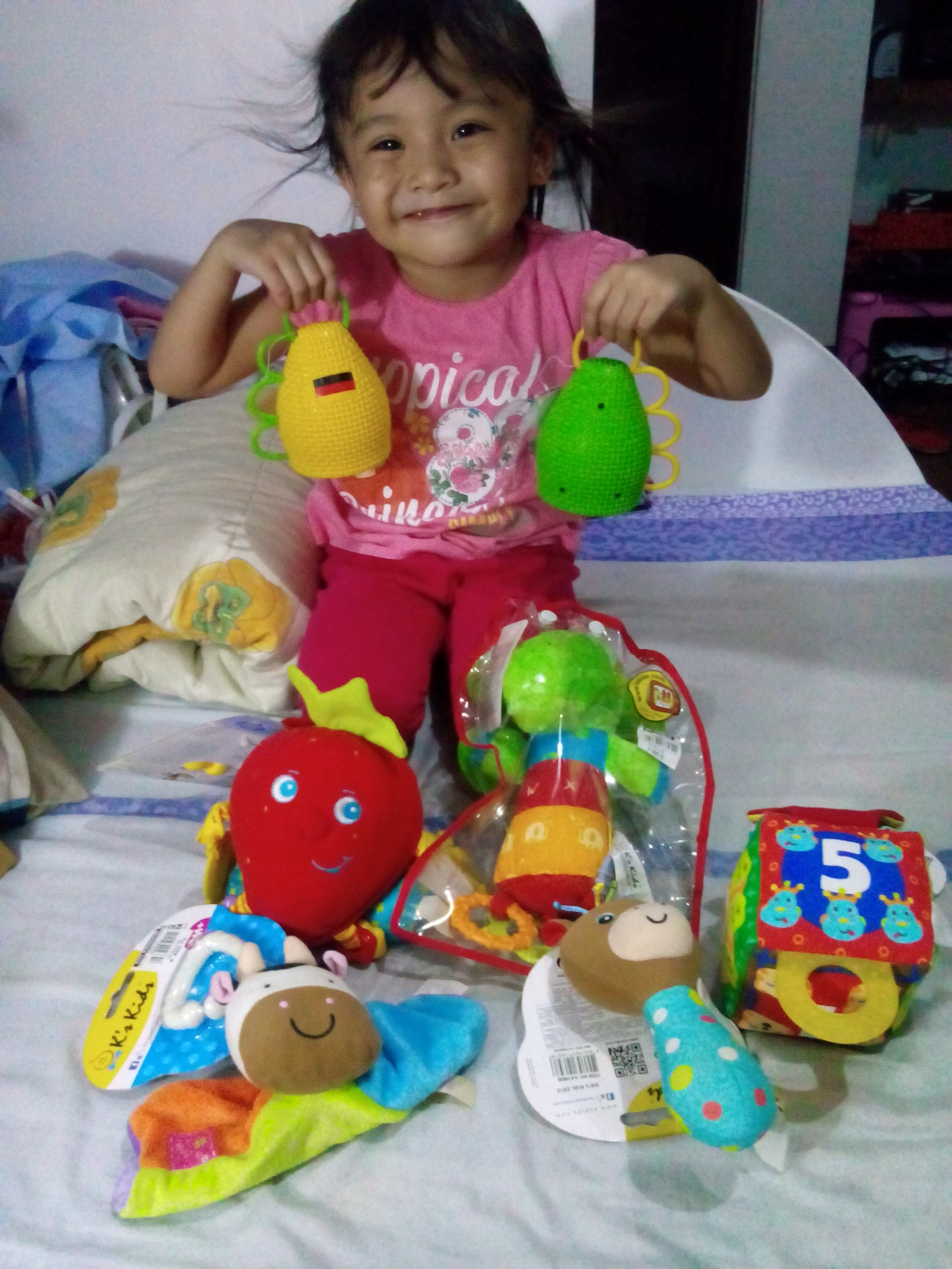 Toys For Brothers : Months and the things that happened for one month
